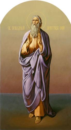 Икона праотца Ноя