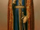 Икона Игоря князя Черниговского
