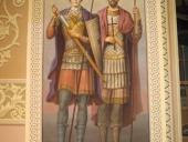 Св. Димитрий Солунский и Иоанн воин