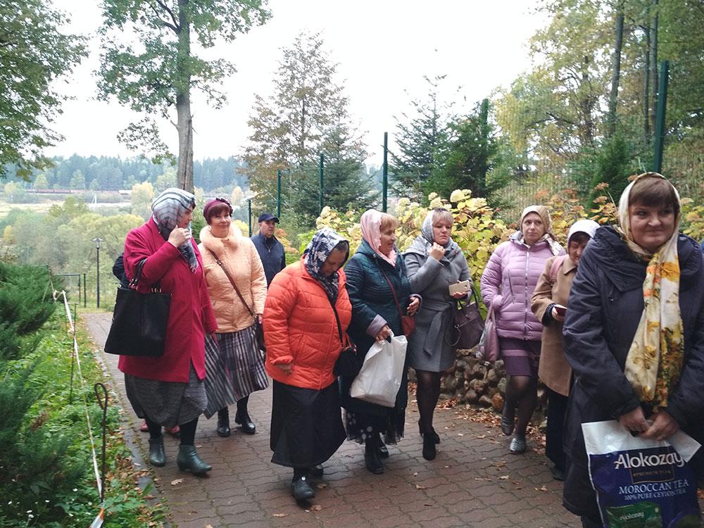 Паломническо-просветительская поездка в Саввино-Сторожевский монастырь и г. Звенигород