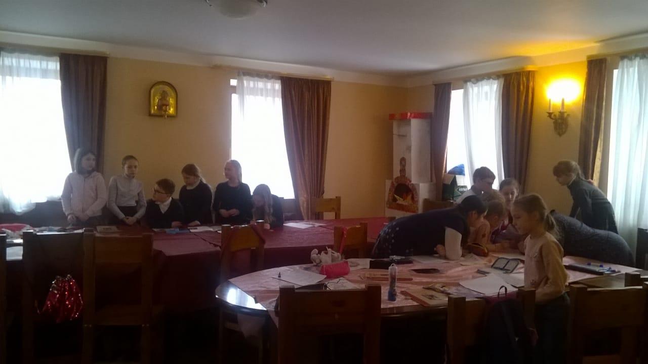 День православной книги в храме Св. мч. Уара