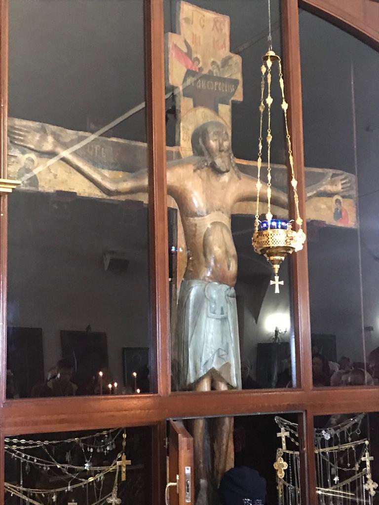 Паломническо-просветительская поездка в Свято-Алексеевскую пустынь и Годеново