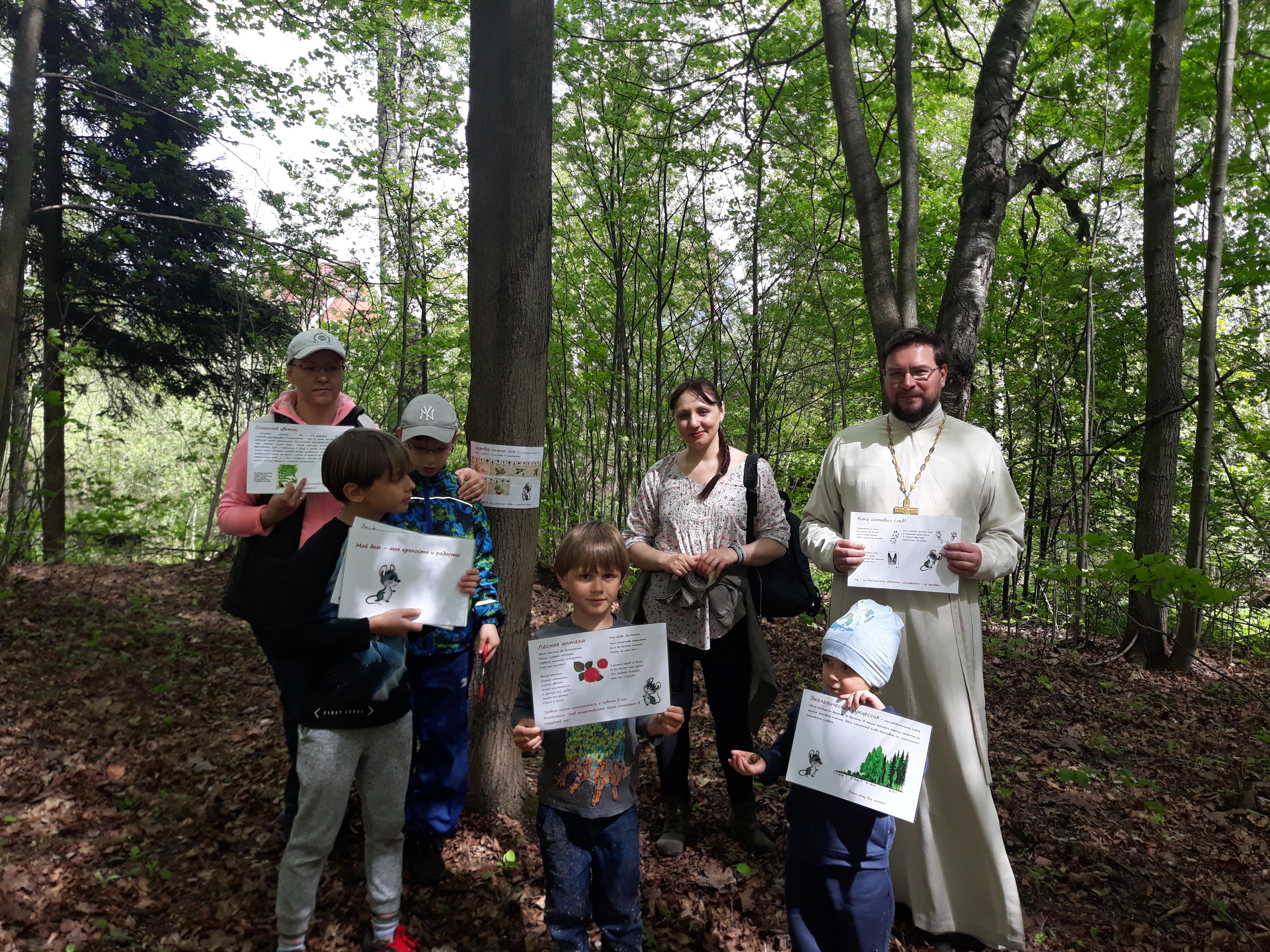 Губернаторская акция Лес Победы-2019