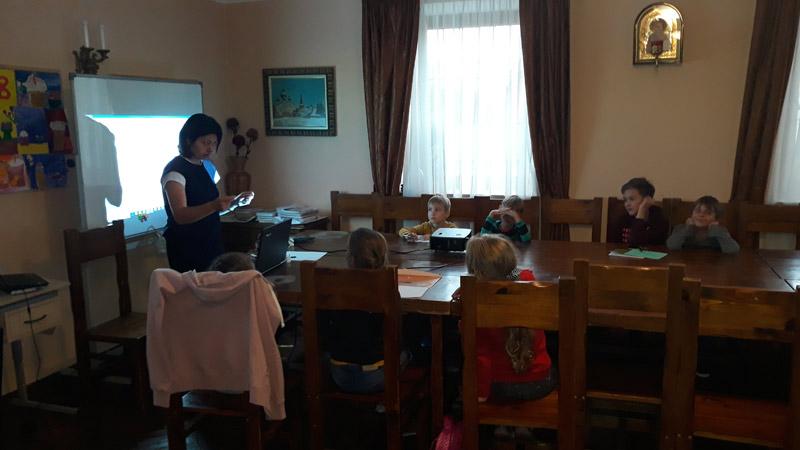 Православная школа журналистики при нашем храме начала свою работу!