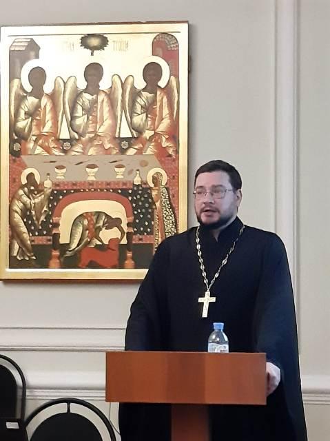 Ответственный за экологическую работу в Московской епархии выступил с докладом на международной конференции