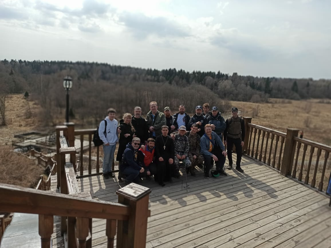 Пешее паломничество в Троице-Сергиеву лавру