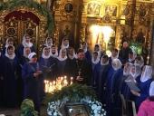 Рождественский концерт в храме Св. мч. Уара