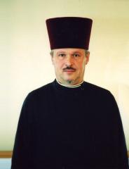Протодиакон Павел Сергеевич Трошинкин, 1951