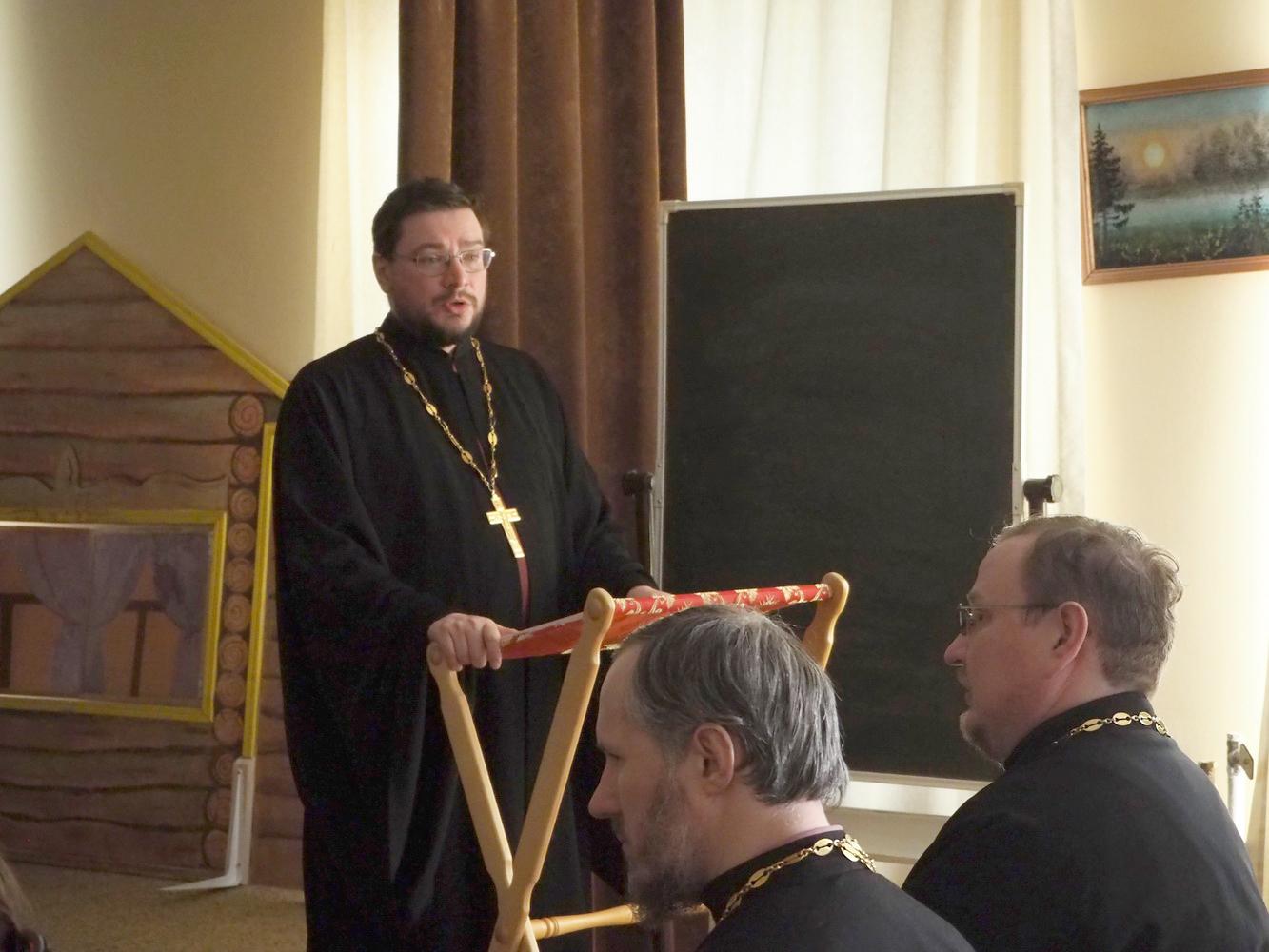 Конференция памяти Новомучеников и исповедников в Мытищинском благочинии