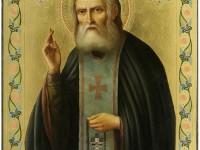 преподобный Серафим Саровский, чудотворец