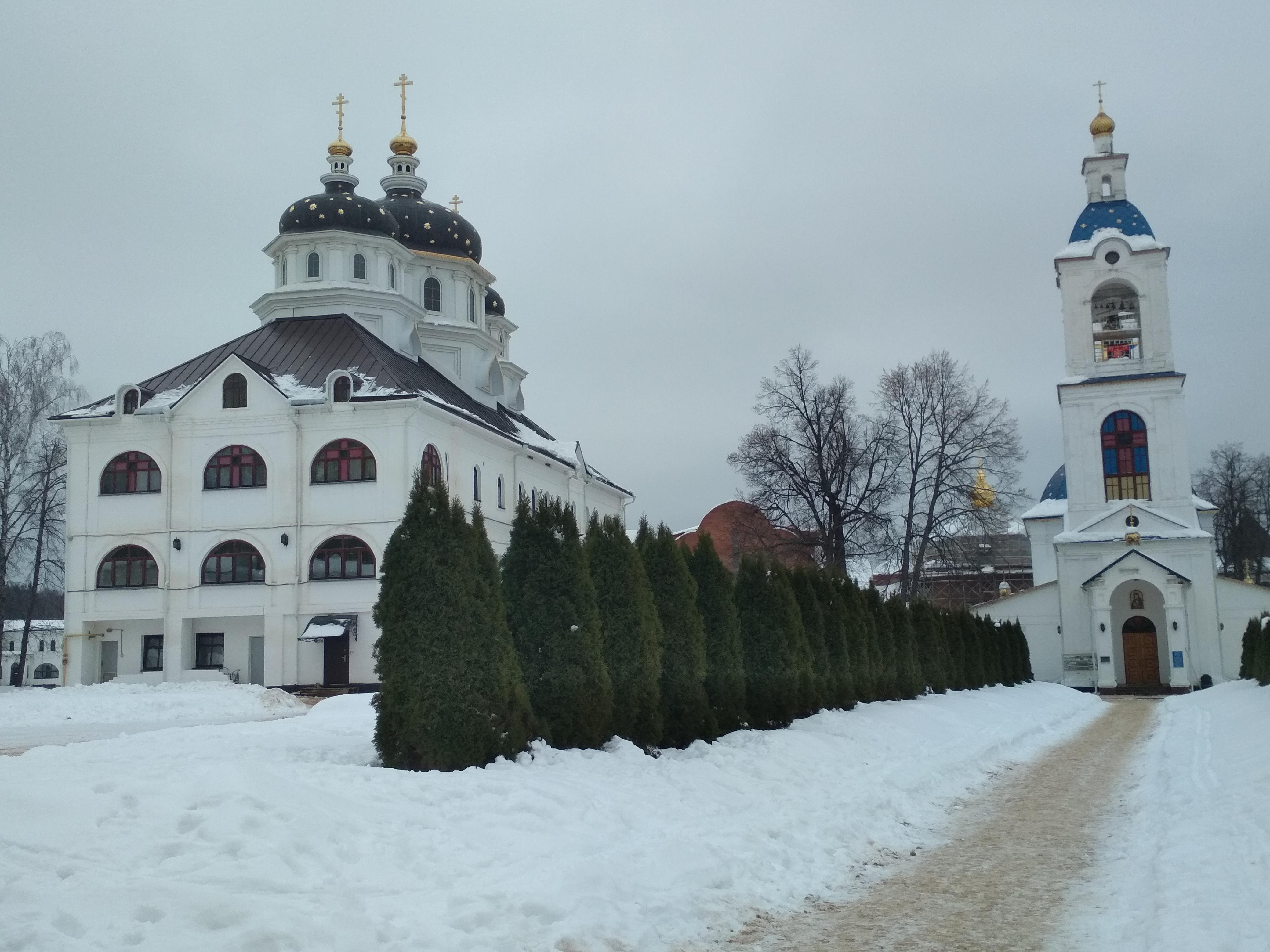 Паломничество в Николо-Сольбинский женский монастырь