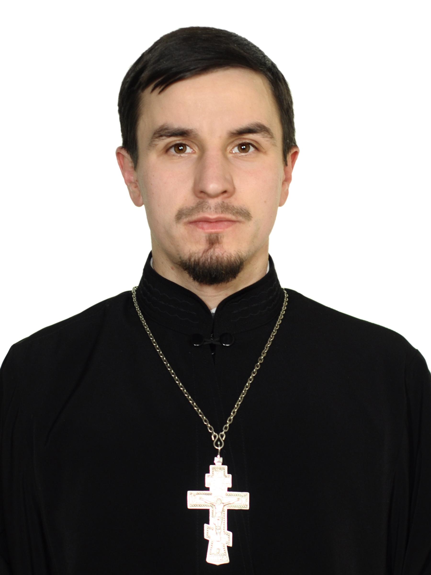 Cвященник Алексей Андреевич Аборкин