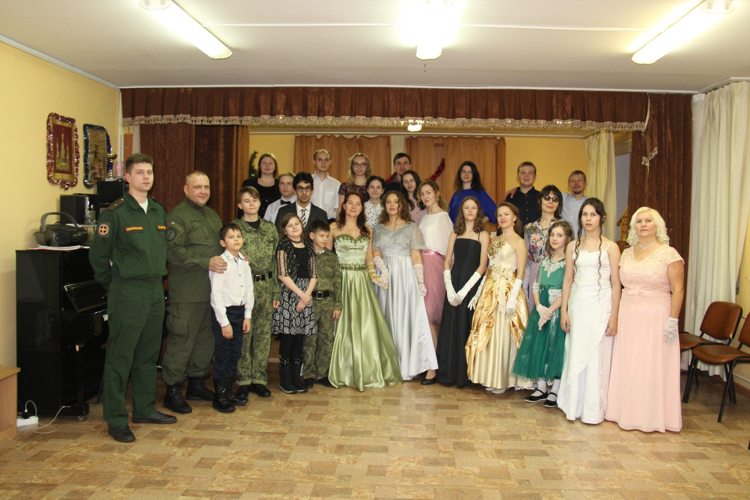 Молодежный танцевальный мастер-класс в Перловке