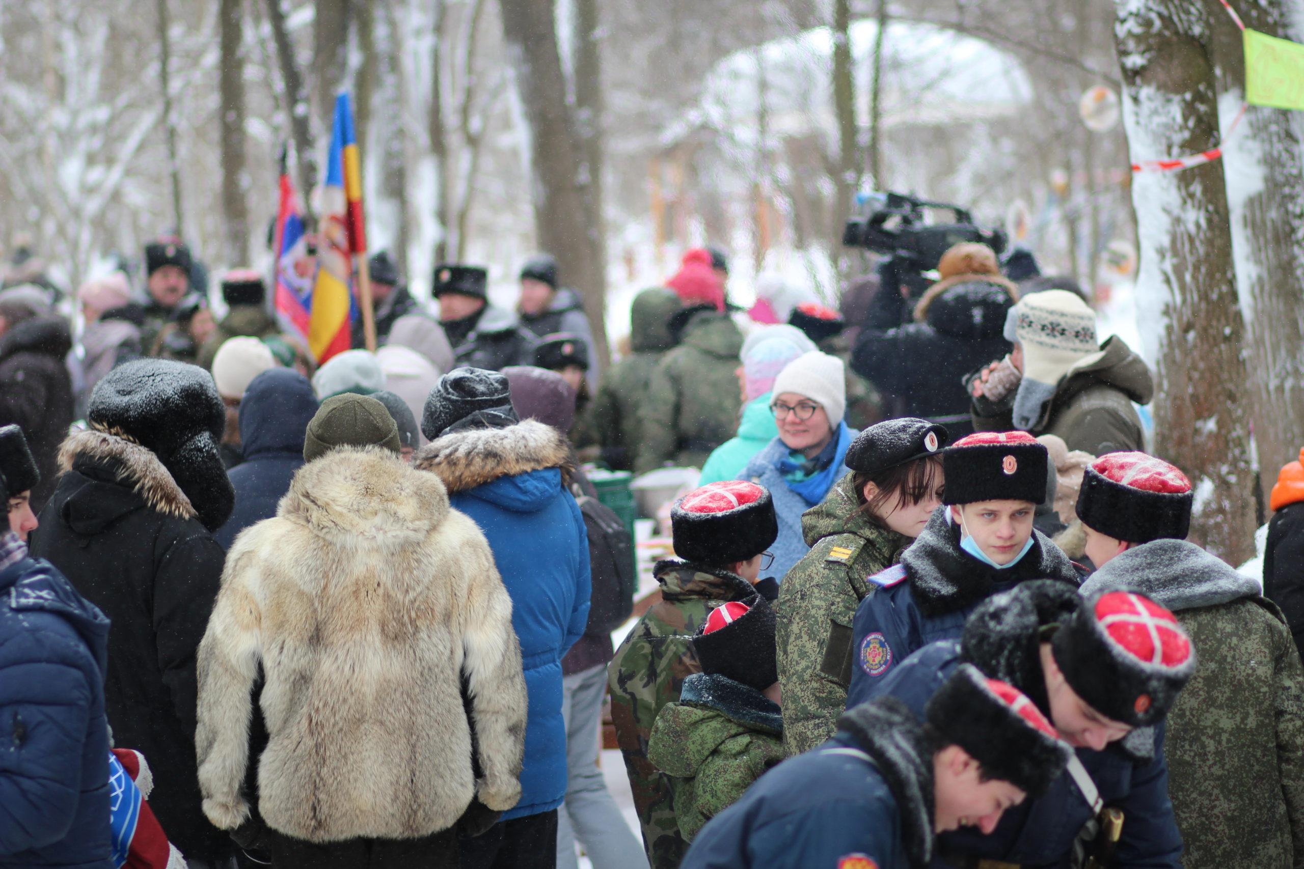 День православной молодежи в Мытищинском благочинии