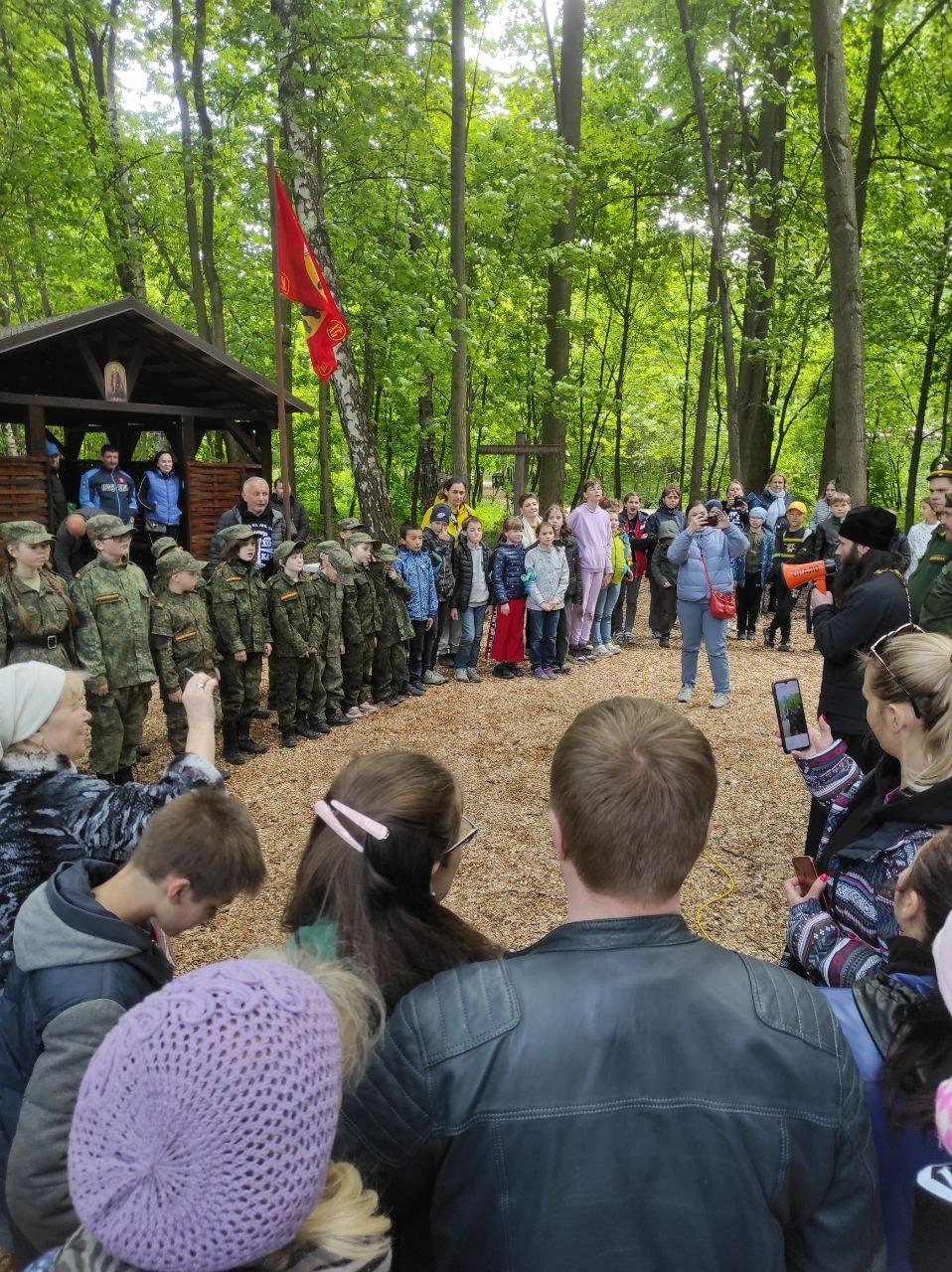 Фестиваль духовной и физической культуры памяти св. Александра Невского в Мытищинском благочинии